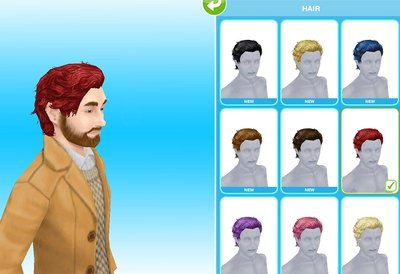 Hairstyle 2 - Male
